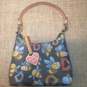 Dooney & Bourke Bumble Bee Bitsy Bag